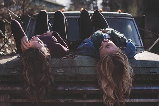 Wann Freunde wichtig sind - MARTINA KASHI